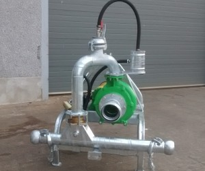 Umbilical Pump